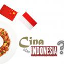 Nasi Goreng : Asli Indonesia atau Cina?