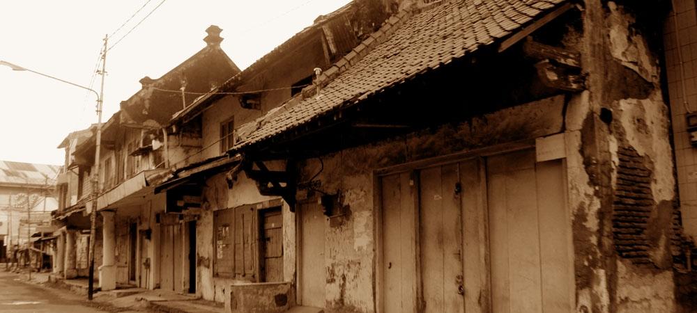 Menyusuri kota tua Cirebon