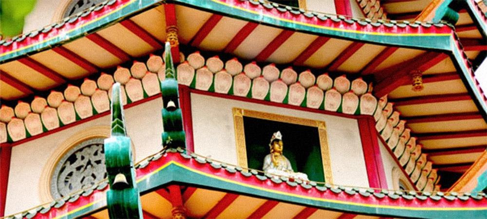 Vihara Buddhagaya Watugong : Klasik, Unik dan Menawan