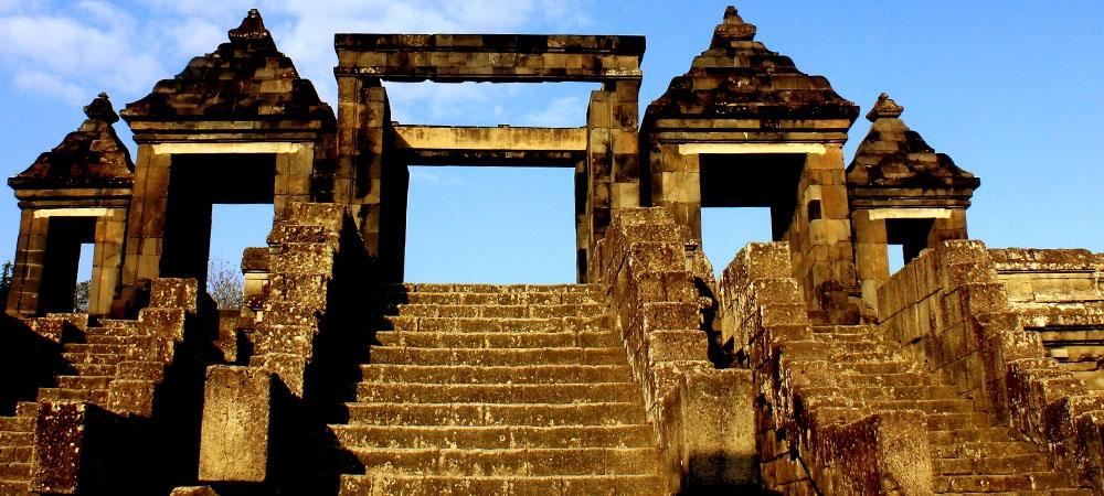 Reinkarnasi Fungsi Situs Istana Ratu Boko